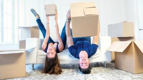 מעבר דירה עם חברת הובלות
